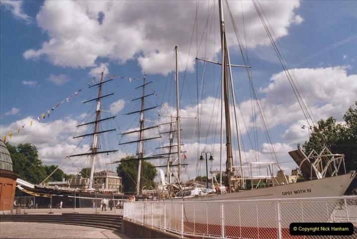 2002 July - London. (80) Grenwich. 80