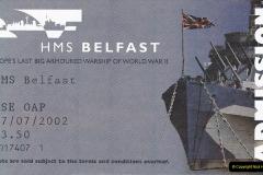 2002 July - London. (18) HMS Belfast. 18