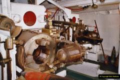 2002 July - London. (23) HMS Belfast. 23