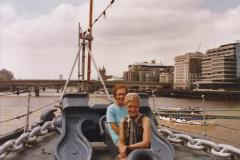 2002 July - London. (28) HMS Belfast. 28