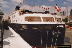2002 July - London. (30) HMS Belfast. 30