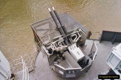 2002 July - London. (35) HMS Belfast. 35