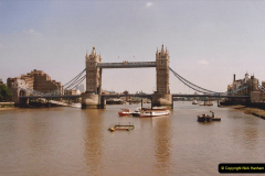 2002 July - London. (50) Tower Bridge. 50