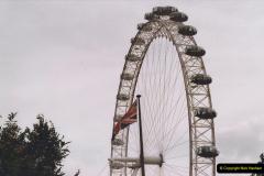 2002 July - London. (57) The London Eye. 57