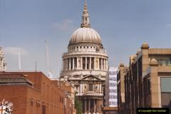 2002 July - London. (8) St. Pauls.08