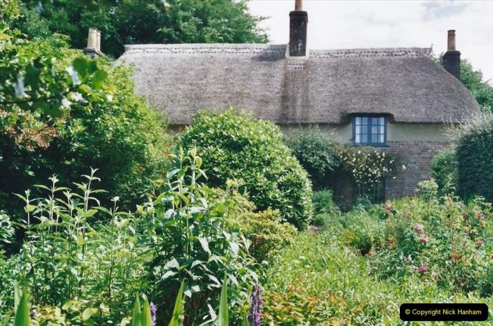 2002 Miscellaneous. (136) Thomas Hardy's cottage at Higher Bockhampton, Dorchester, Dorset. (1)136