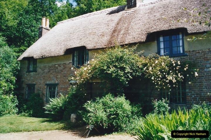 2002 Miscellaneous. (137) Thomas Hardy's cottage at Higher Bockhampton, Dorchester, Dorset. (1)137