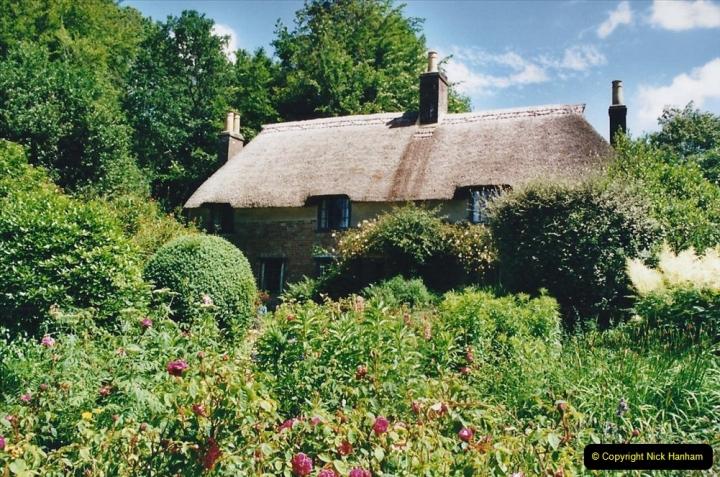 2002 Miscellaneous. (138) Thomas Hardy's cottage at Higher Bockhampton, Dorchester, Dorset. (1)138