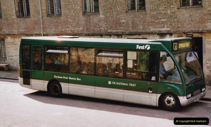2002 Miscellaneous. (161) Dyrham Park (NT) near Bath, Somerset with friends. 153