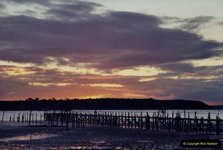2002 Miscellaneous. (23) Broensea Island, Poole Harbour, Poole, Dorset. 023