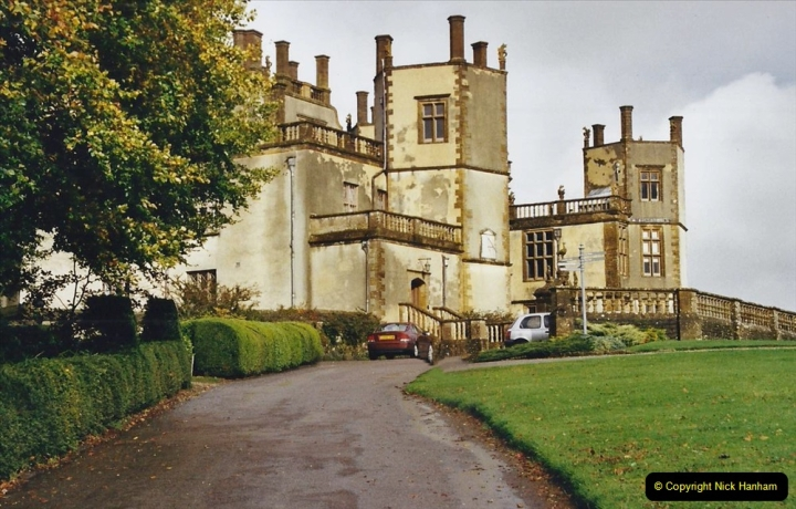 2002 Miscellaneous. (273) Sherbourne Castle, Sherbourne, Dorset. 273
