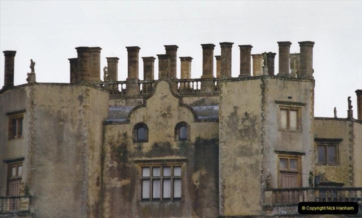 2002 Miscellaneous. (274) Sherbourne Castle, Sherbourne, Dorset. 274