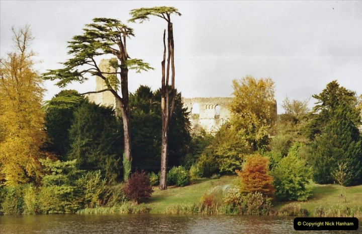 2002 Miscellaneous. (279) Sherbourne Castle, Sherbourne, Dorset. 279