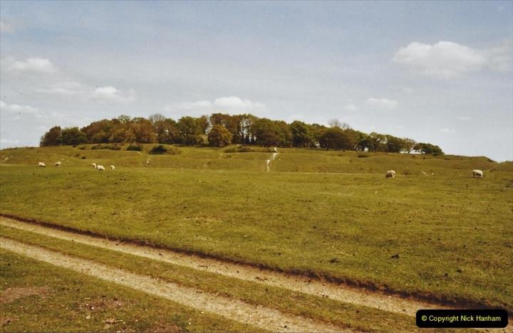 2002 Miscellaneous. (56) Badbury Rings (Roman Fort) part of Kingston Lacy land,056