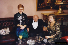 2002 Miscellaneous. (8) Your Host & Wife with friends Burns Night 19 January. 008
