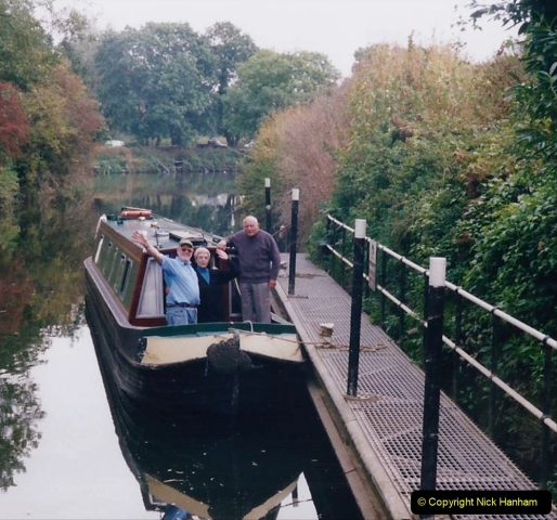 2002 Kennet & Avon Canal and The River Avon narrow boat trip with friends. (116) Pictures supplied by our friends. 116