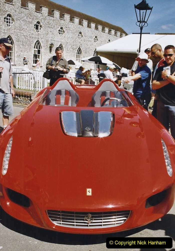 2003 July - Goodwood Festival of Speed.  (12)