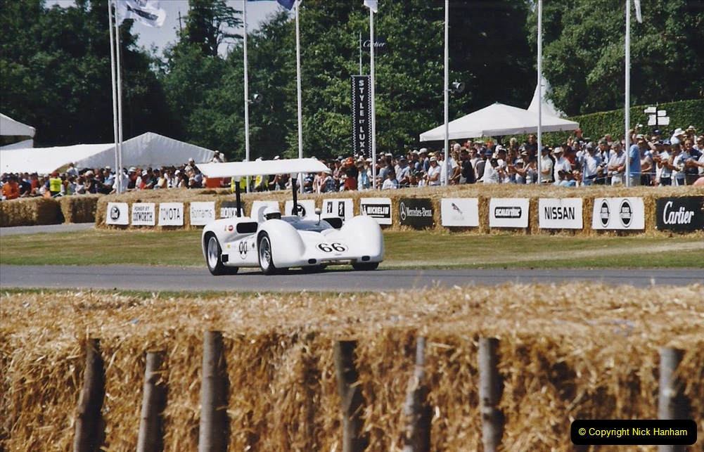 2003 July - Goodwood Festival of Speed.  (15)