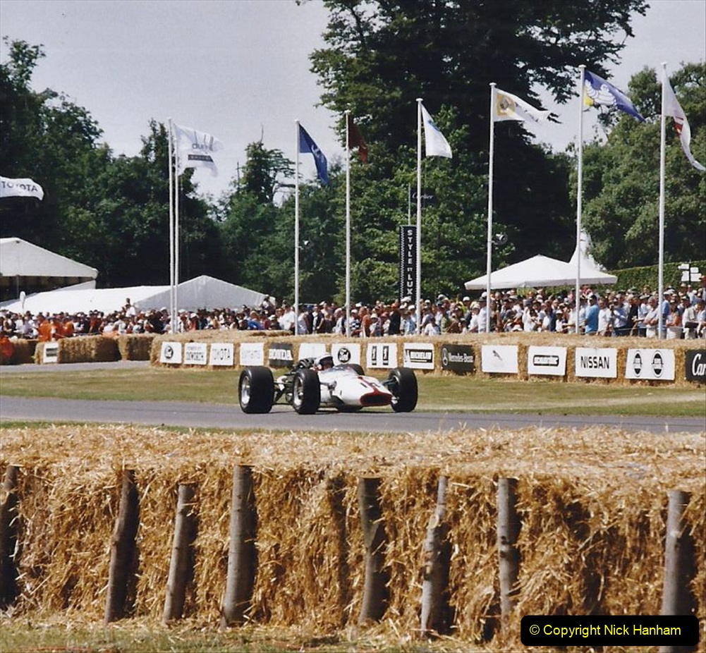 2003 July - Goodwood Festival of Speed.  (17)