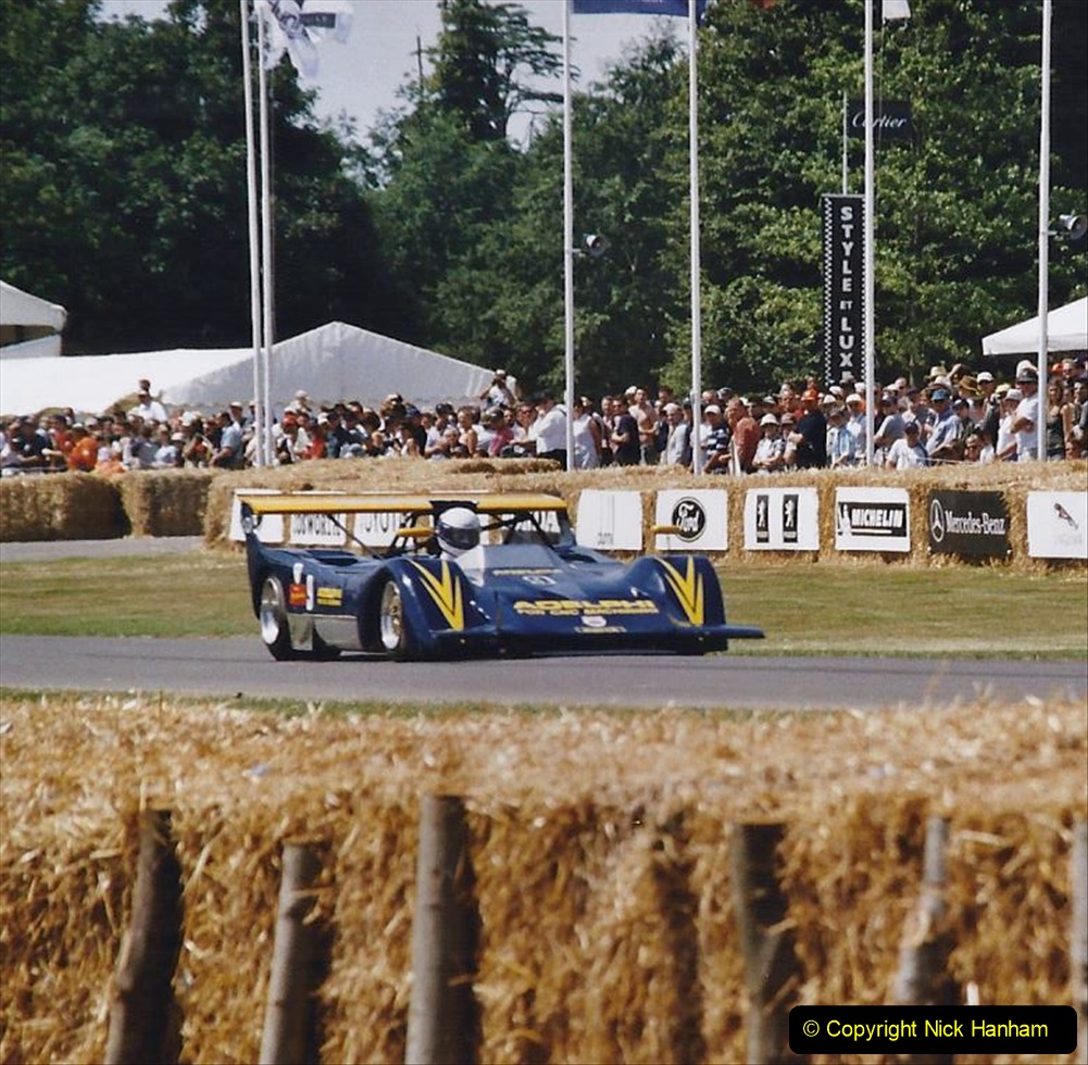 2003 July - Goodwood Festival of Speed.  (18)