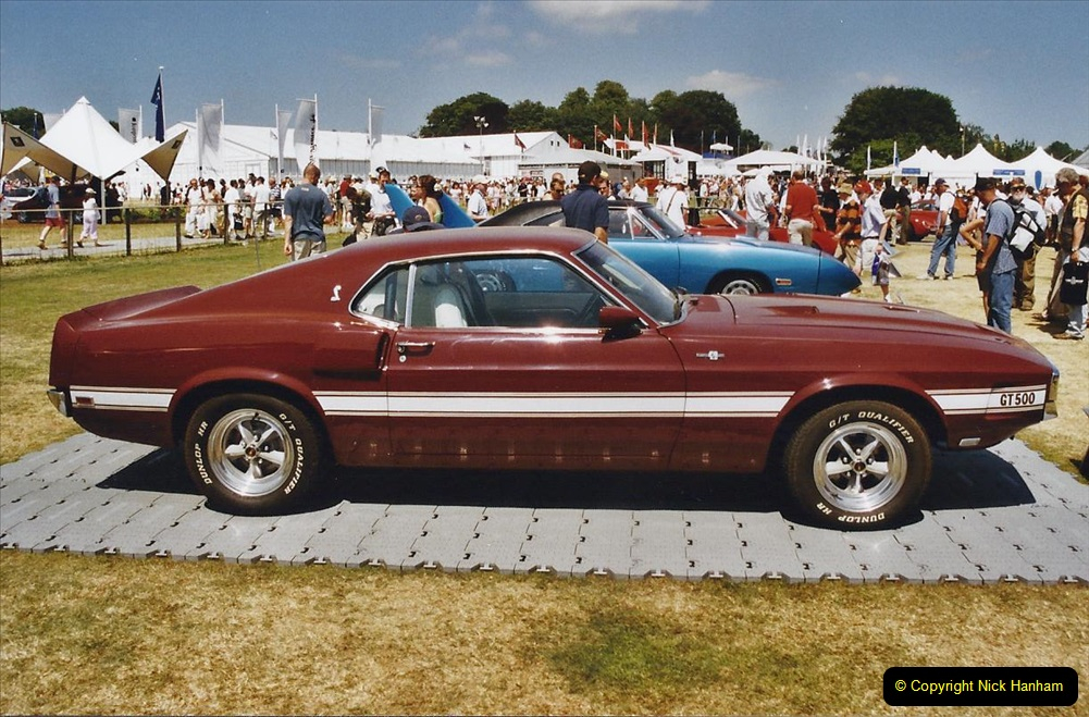 2003 July - Goodwood Festival of Speed.  (23)