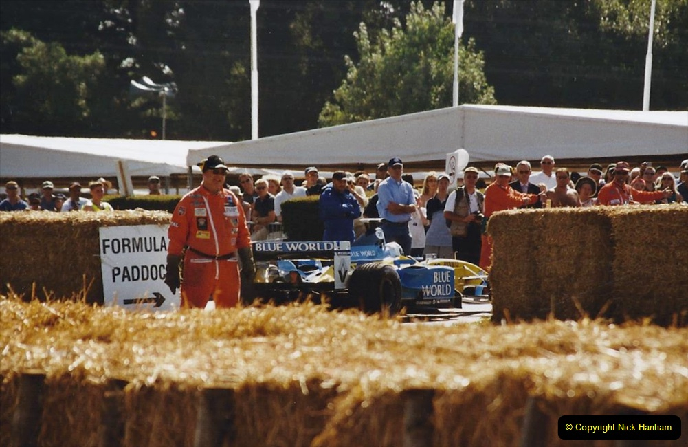 2003 July - Goodwood Festival of Speed.  (37)