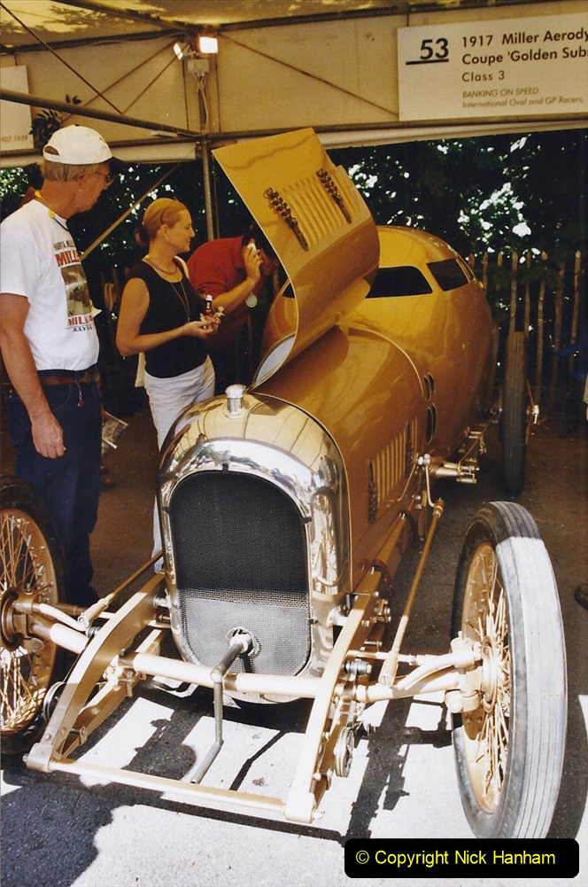 2003 July - Goodwood Festival of Speed.  (4)