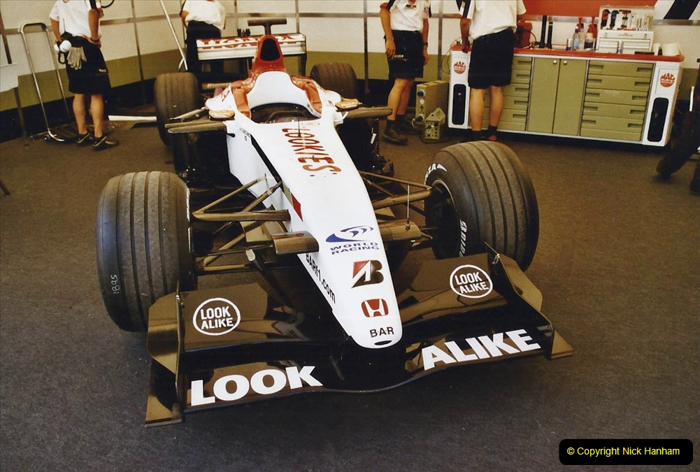 2003 July - Goodwood Festival of Speed.  (41)