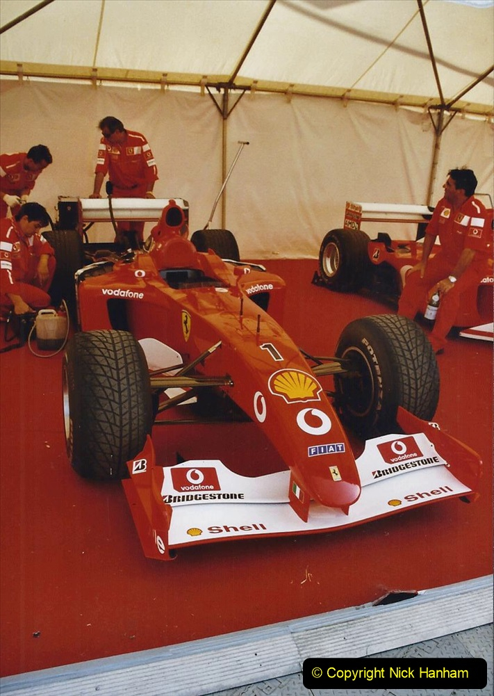 2003 July - Goodwood Festival of Speed.  (43)