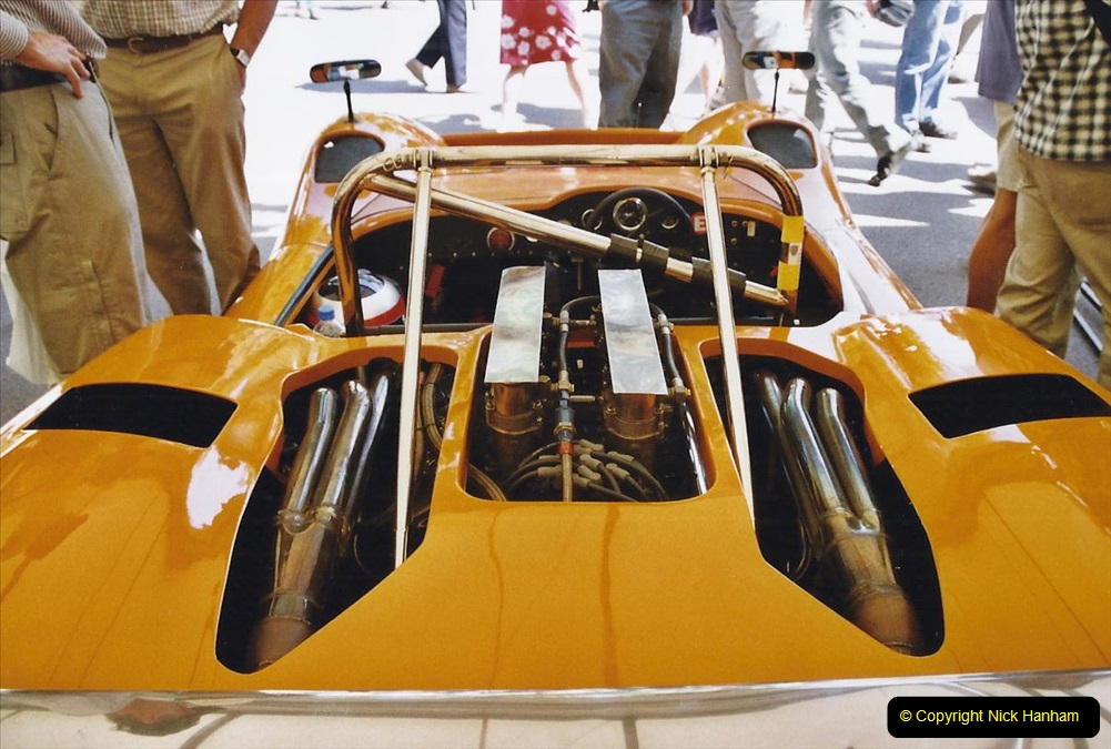 2003 July - Goodwood Festival of Speed.  (9)