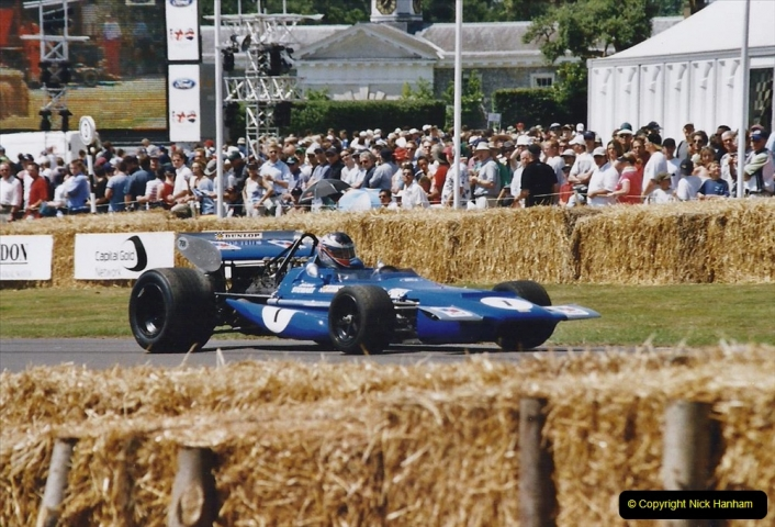 2003 July - Goodwood Festival of Speed.  (16)