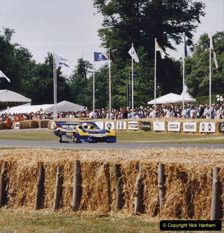 2003 July - Goodwood Festival of Speed.  (19)