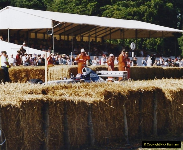 2003 July - Goodwood Festival of Speed.  (35)