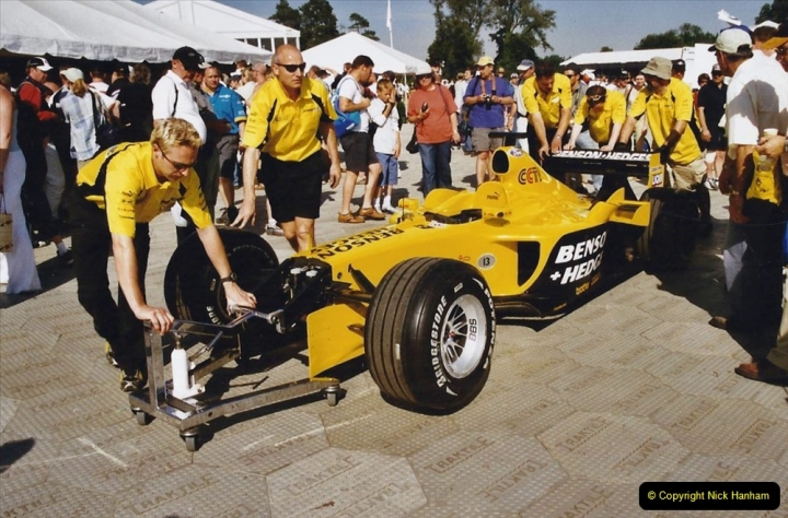 2003 July - Goodwood Festival of Speed.  (53)