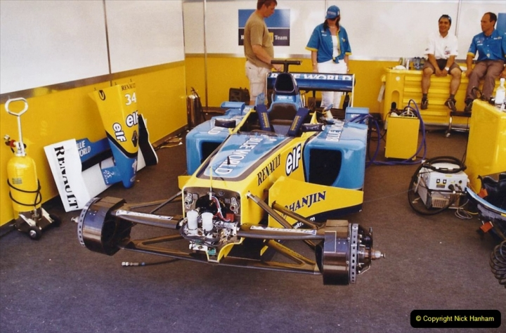 2003 July - Goodwood Festival of Speed.  (55)