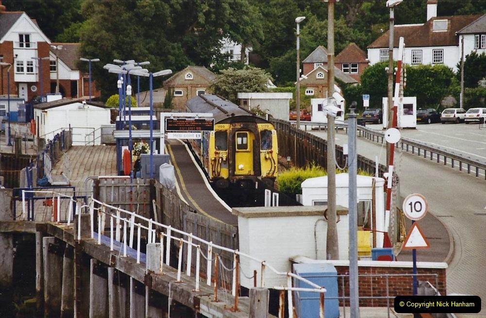2003 July - IOW. (3) Lymington, Hampshire.