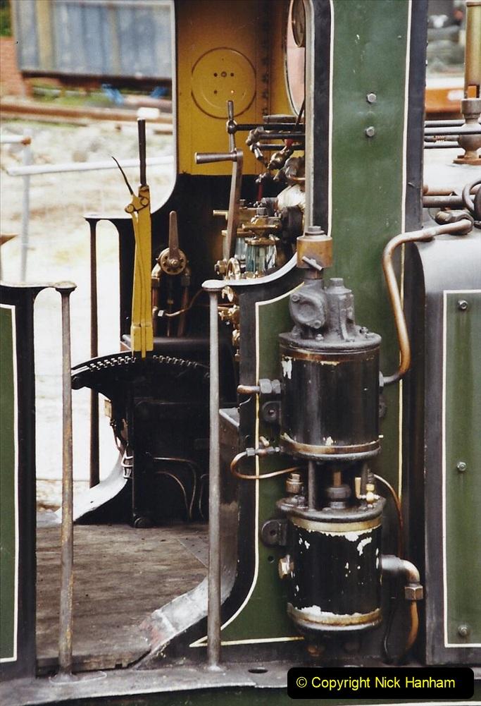 2003 July - IOW. (30) Isle of Wight Railway.