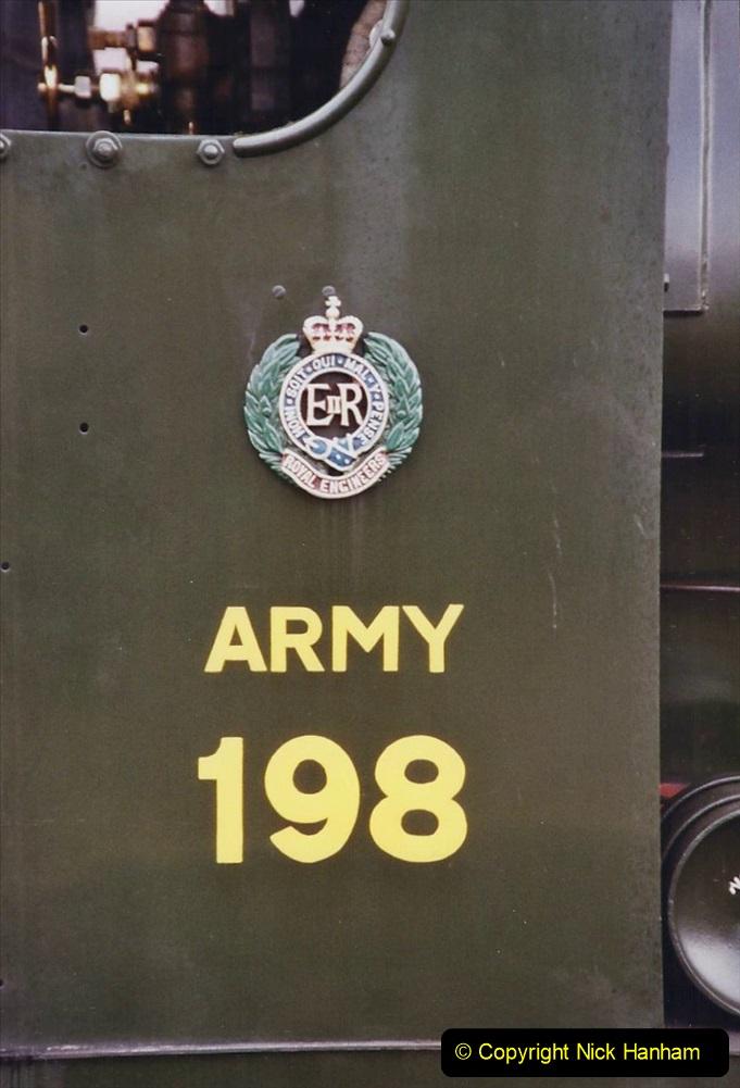 2003 July - IOW. (35) Isle of Wight Railway.