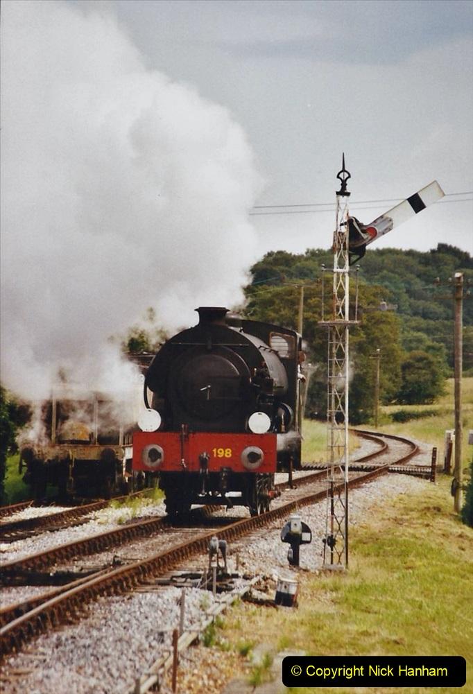 2003 July - IOW. (38) Isle of Wight Railway.