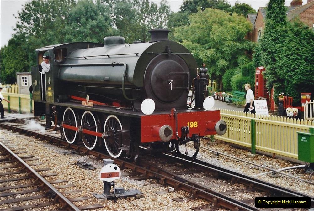 2003 July - IOW. (42) Isle of Wight Railway.