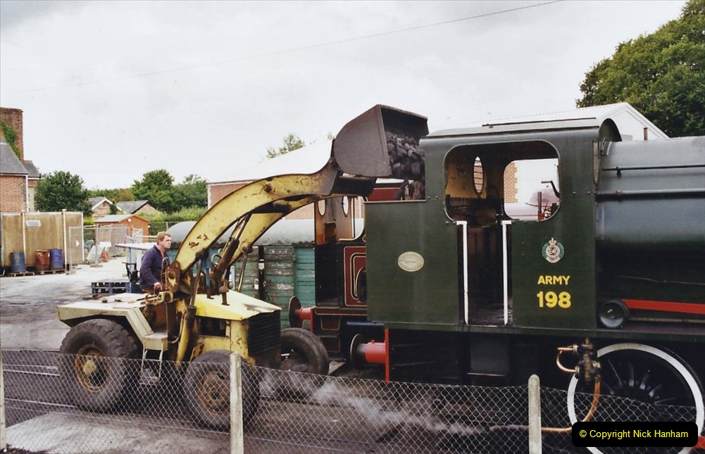 2003 July - IOW. (43) Isle of Wight Railway.