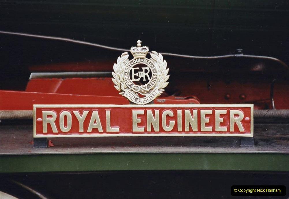 2003 July - IOW. (44) Isle of Wight Railway.