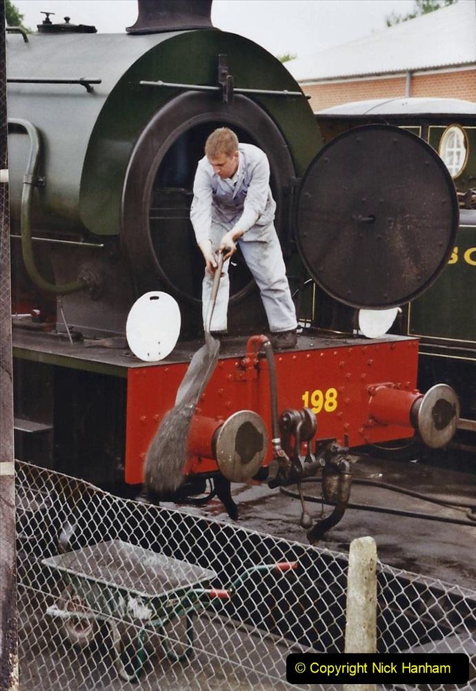 2003 July - IOW. (45) Isle of Wight Railway.