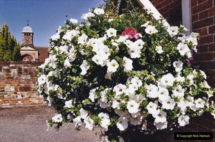 2003 July - Kingston Lacy (NT) Near Wimborne, Dorset. (22)