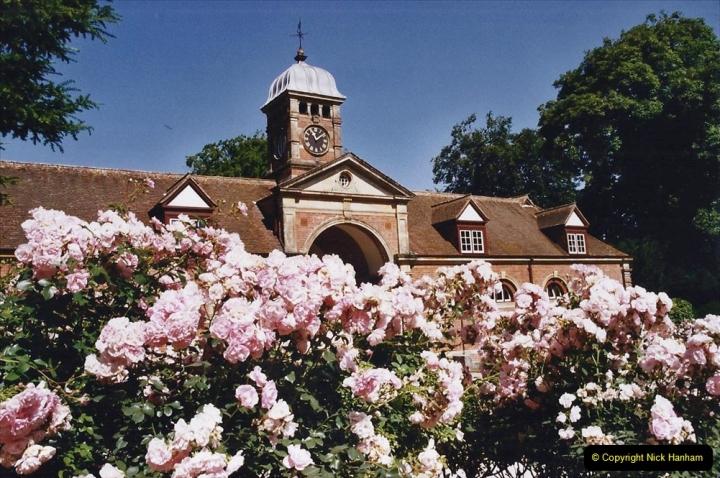 2003 July - Kingston Lacy (NT) Near Wimborne, Dorset. (4)