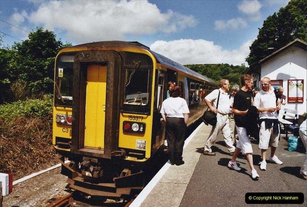 2003 June - Devon & Cornwall. (18) Looe. 18