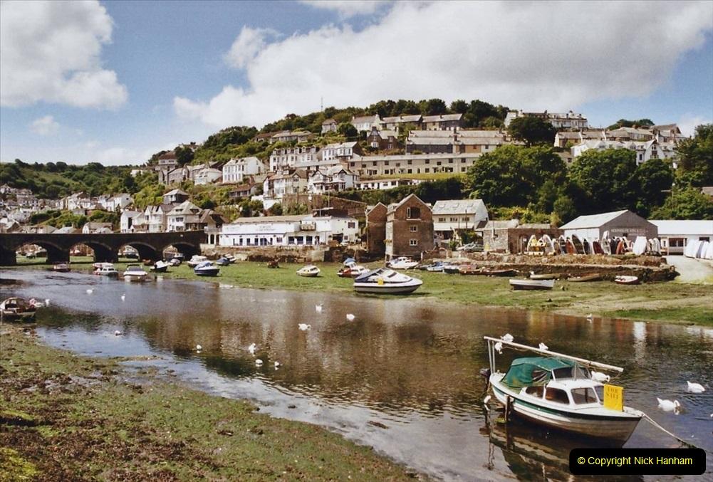 2003 June - Devon & Cornwall. (20) Looe. 20
