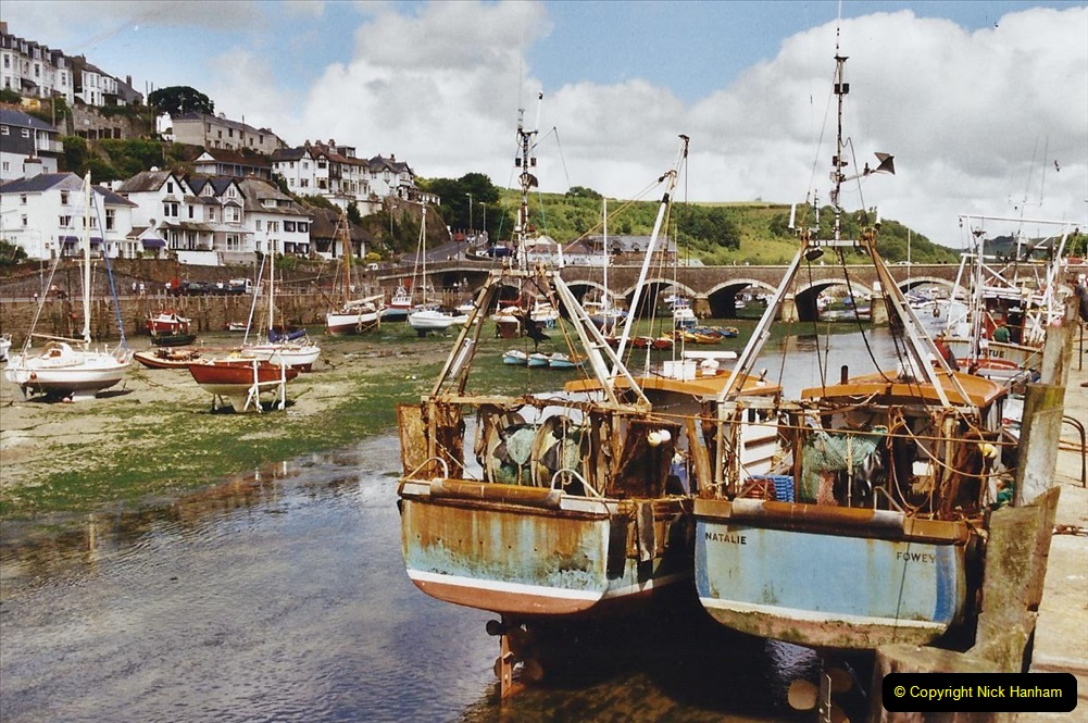2003 June - Devon & Cornwall. (21) Looe. 21