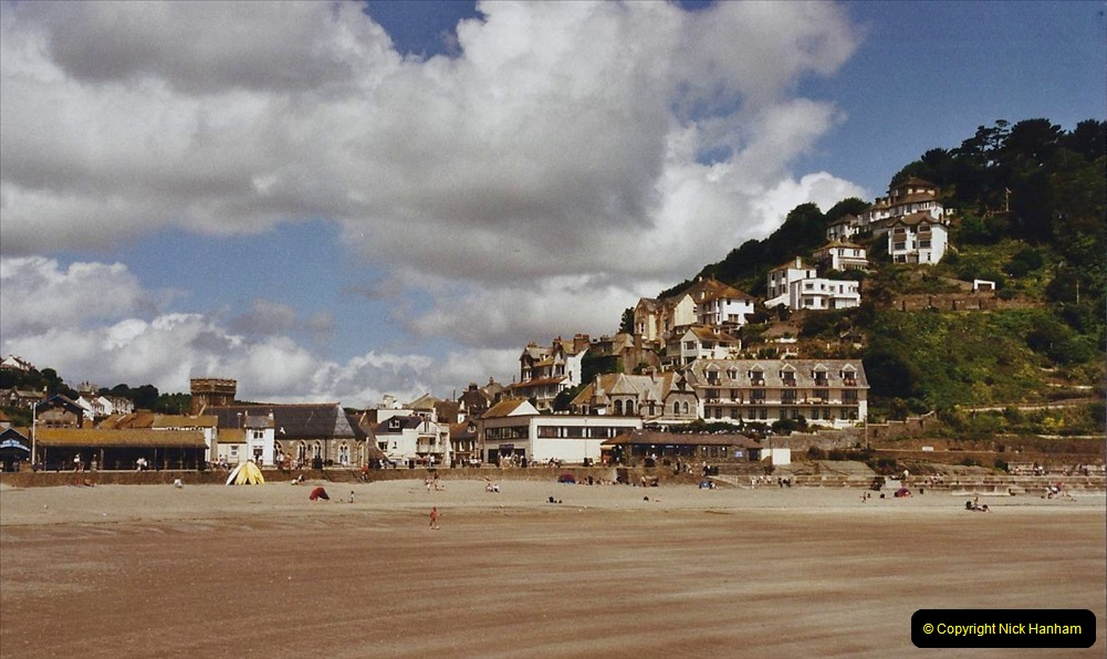 2003 June - Devon & Cornwall. (22) Looe. 22
