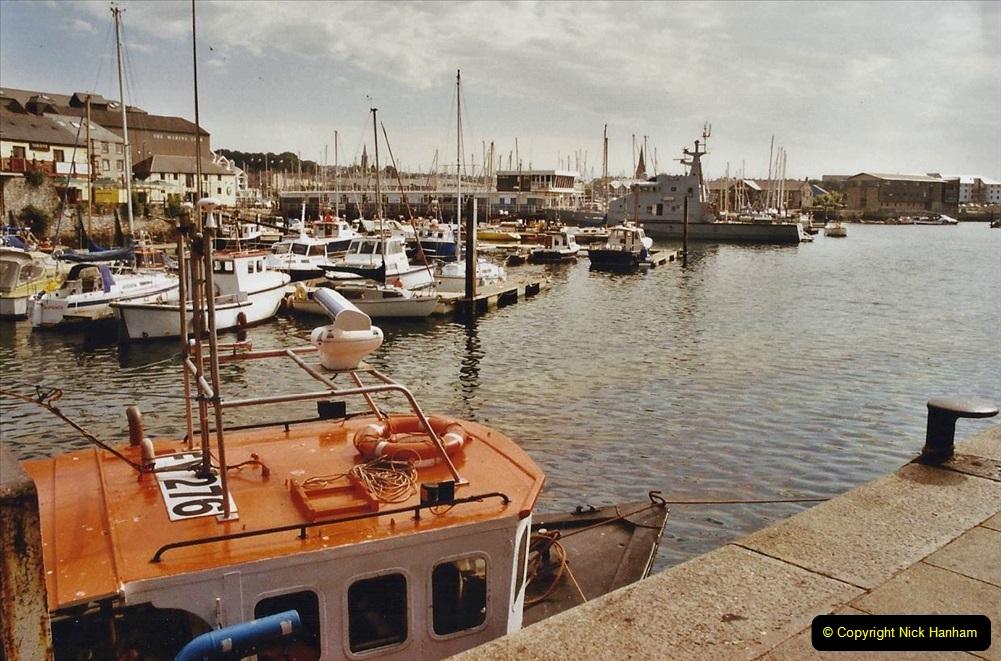 2003 June - Devon & Cornwall. (4) Plymouth. 04